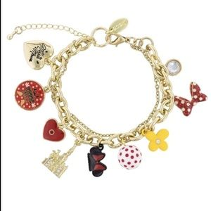 Dots and Dashes  Disney Charms bracelet.